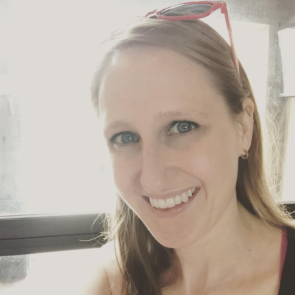 Portrait of Jennifer Garich