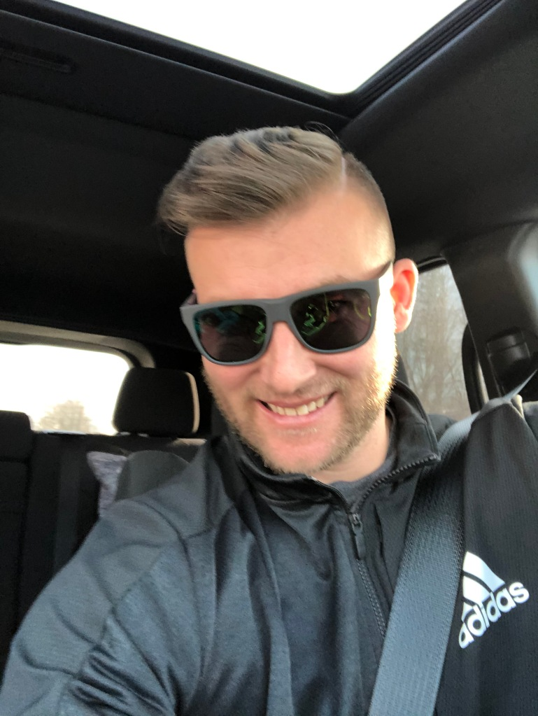 Tyler Sprockhoff, the Everyday Akron takeover host for the week of Jan. 5, 2020