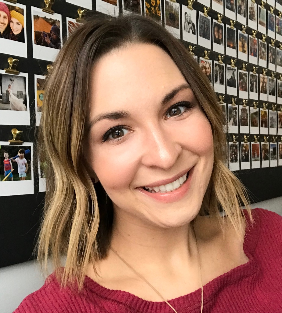 Caitlin Rambacher, host of Everyday Akron the week of March 8, 2020