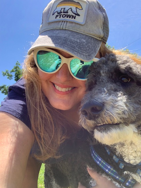Kristin McNamara, the Everyday Akron Instagram host for the week of Oct. 18, 2020